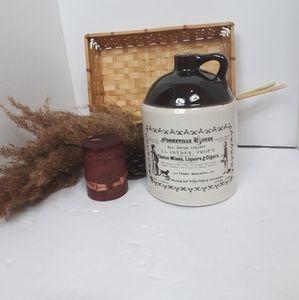 Vintage Beauce Canada #2455  Liquor Jug